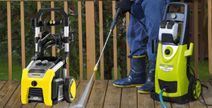 Best Electric Pressure Washer: Reviews & Buying Guide (2018 Update)