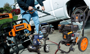 Best Gas Pressure Washer: Reviews & Buying Guide (2018 Update)