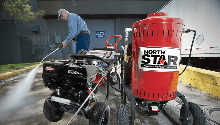 Best Commercial Hot Water Pressure Washer: Reviews & Guide (2018)