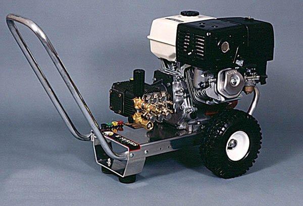 Pressure Pro E3027HC Heavy Duty Professional 2,700 PSI 3.0 GPM Honda Gas Powered Pressure Washer