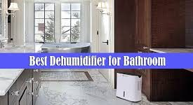 Dehumidifier for Bathroom