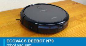 Best Budget Robot Vacuum Ecovacs Deebot N79 Review