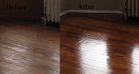 How Do You Clean a Hardwood Floor?