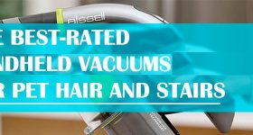 The 10 Best Handheld Vacuum for Stairs and Pet Hair 2018