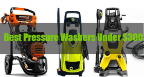 best-electric-pressure-washer-under-300