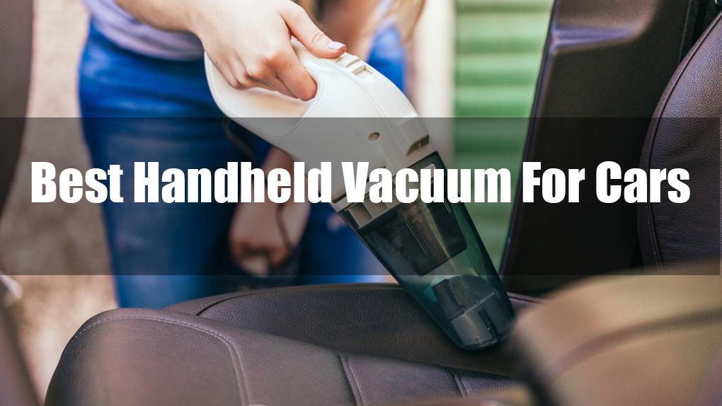 best handheld vacuum for car and pet hairs