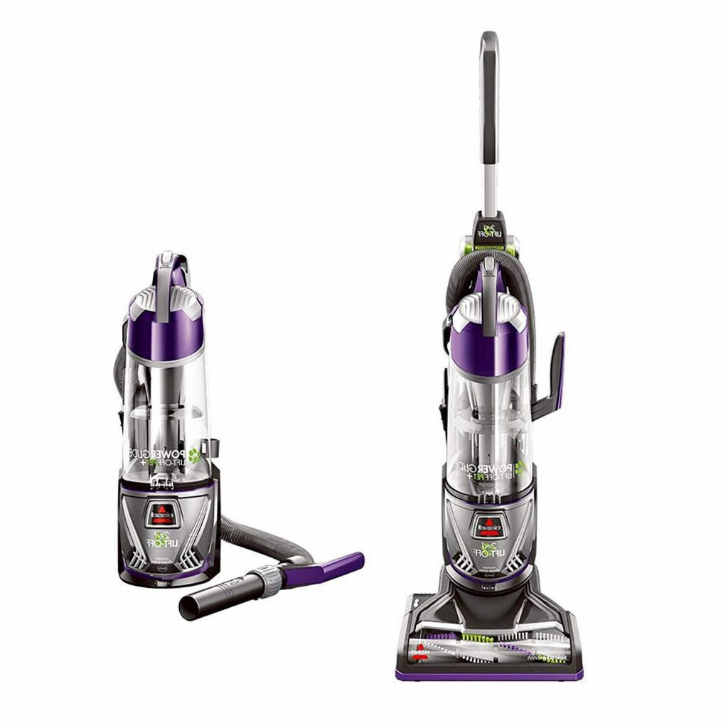 Bissell-20431-Powerglide-Lift-Off-Pet-Plus-Upright-Bagless-Vacuum
