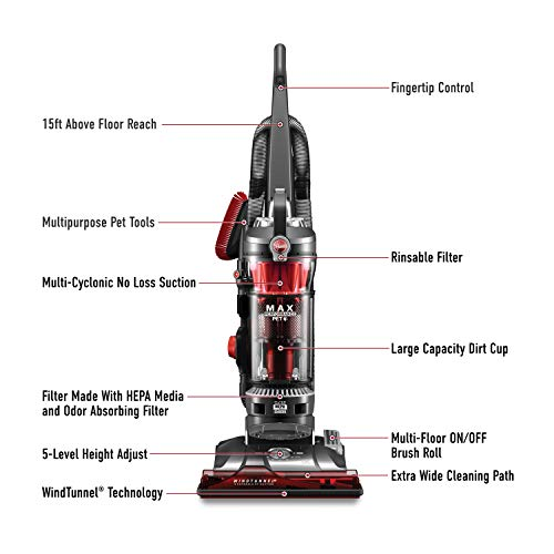 Hoover-WindTunnel-3-Upright-Vacuum-Cleaner-for-Pet-Hair