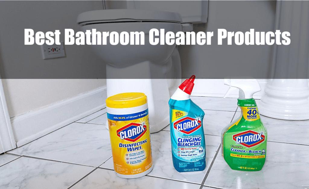 Best Bathroom Cleaner For Mold Amp Mildew 2020 Reviews