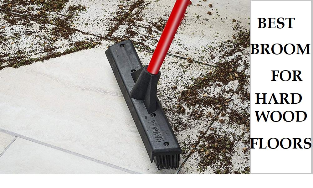 The Best Brooms Safe For Hardwood Floors Reviews