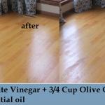 How to Polish Wood Floors Naturally?