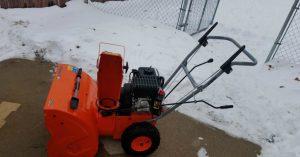 Best 2-Stage Snow Blower under $1000