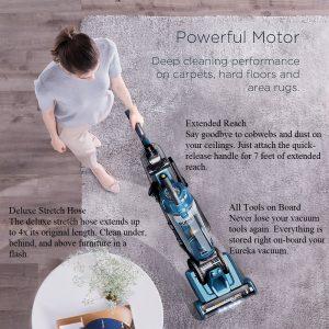 Eureka-NEU182A-PowerSpeed-Vacuum-Cleaner-under-100